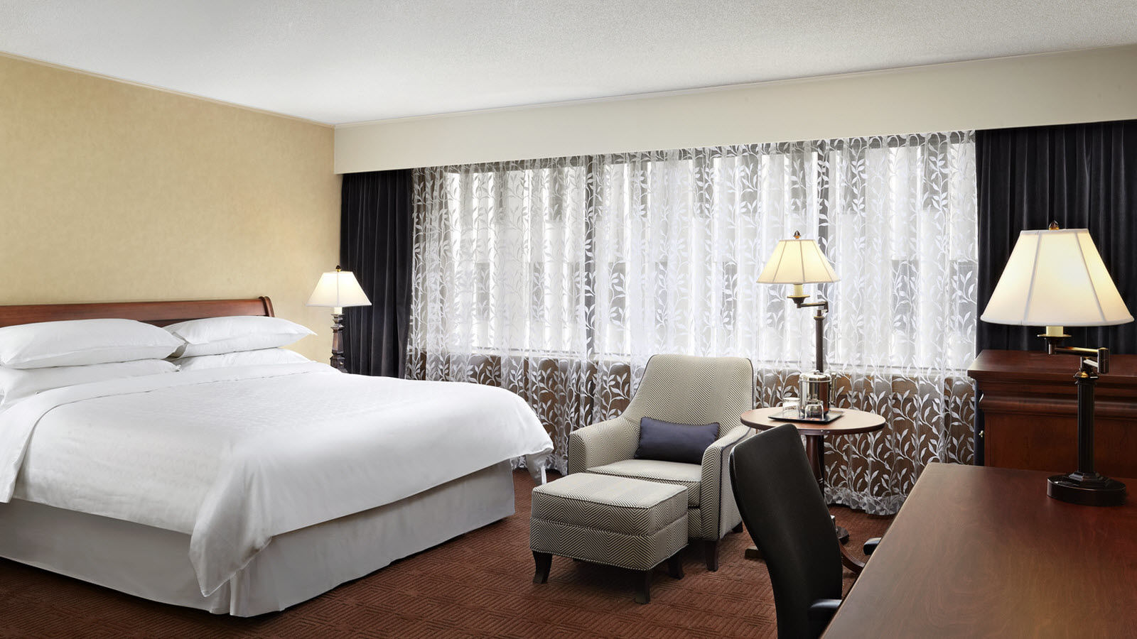 Club Level Guest Room